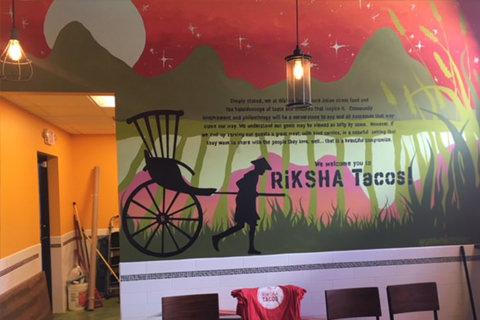 Riksha Tacos